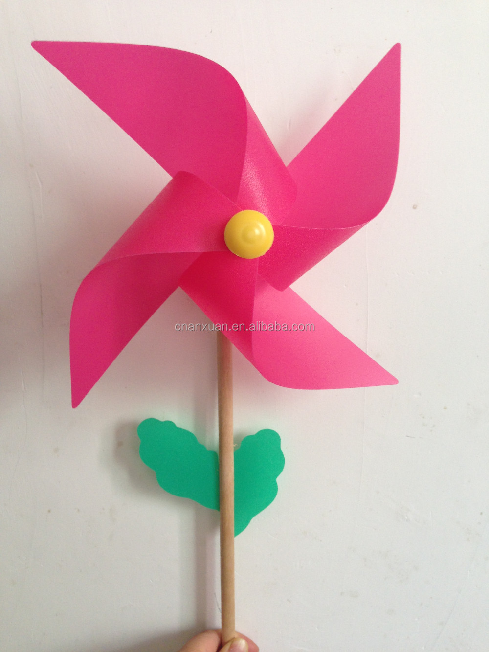 Diy Craft Toy Plastic Pinwheel Plastic Windmill Buy