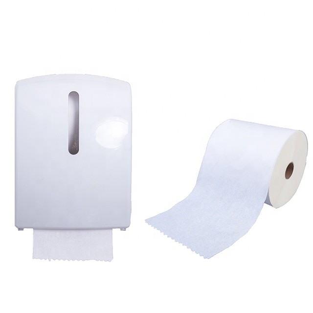 Cheapest wholesale white paper hand towel rolls