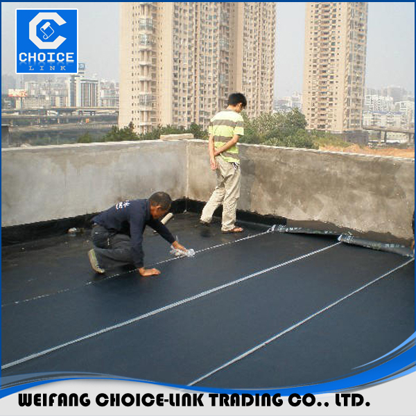 Concrete Slab Waterproofing Products