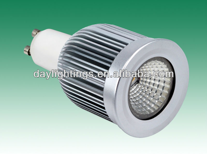 GU10 cob led lamp 8w Sharp leds