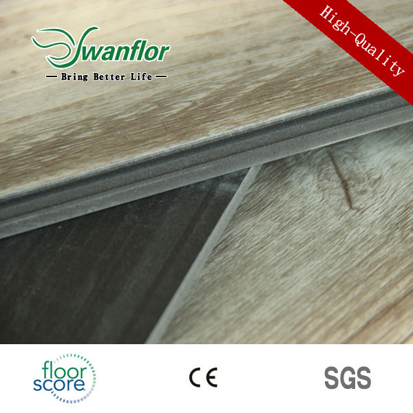 Imatation wood vinyl flooring