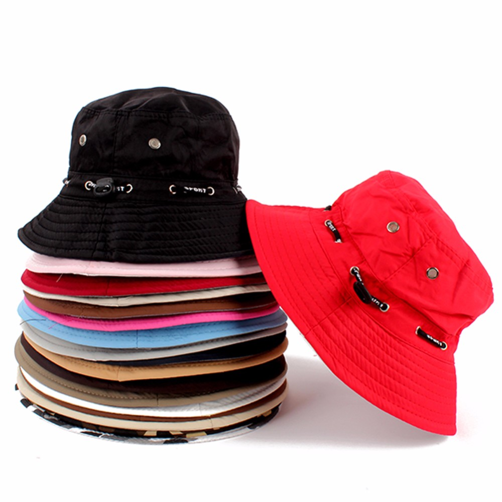 d834c1f9dba7bd Style: Bucket Hat Colors: 18 Color show as picture. Size: Hat  circumference--58cm/22.8