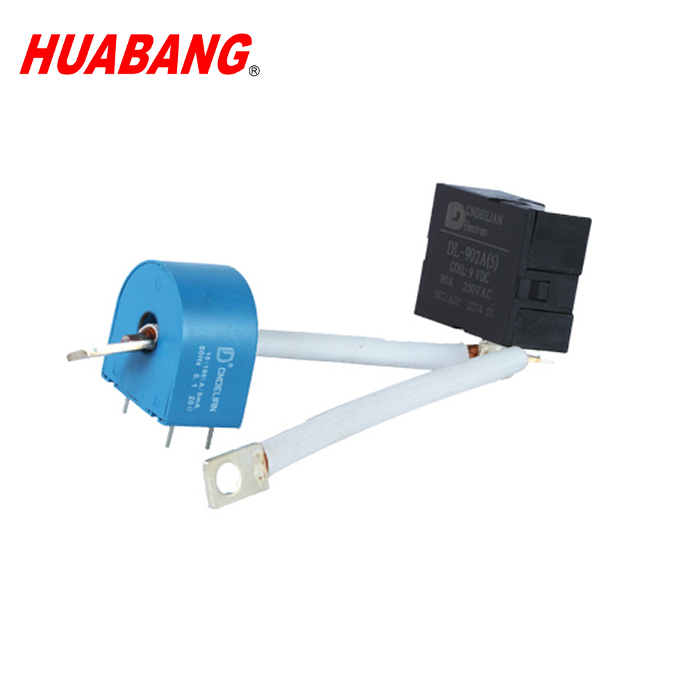 huabang prepaid meter latching relay with current transformer high