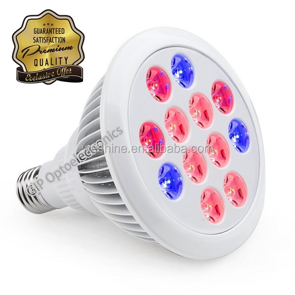 Besr selling 36W PAR LED Grow Light E27 led grow bulb