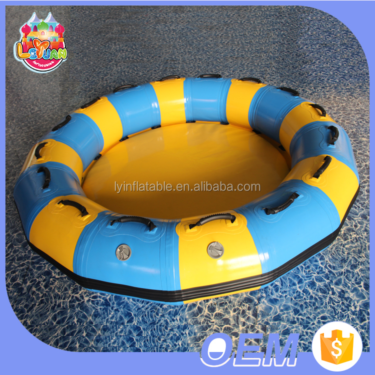 Big Lots Simple Style First-Rate Quality PVC Custom Pool Swimming Water Inflatable Floating Ring