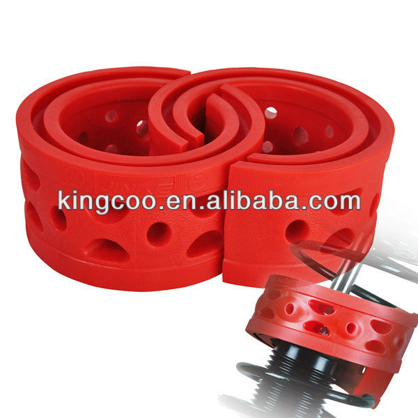 Protection Shock Absorber Of JINKE Red Car Coil Spring Buffer