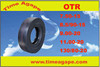 Hot sale XCMG Road roller spare parts/23.1-26 11.00-20 otr tire