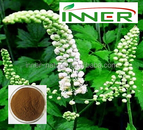 Manufacturer Black cohosh extract Triterpene glycosides 2.5% HPLC