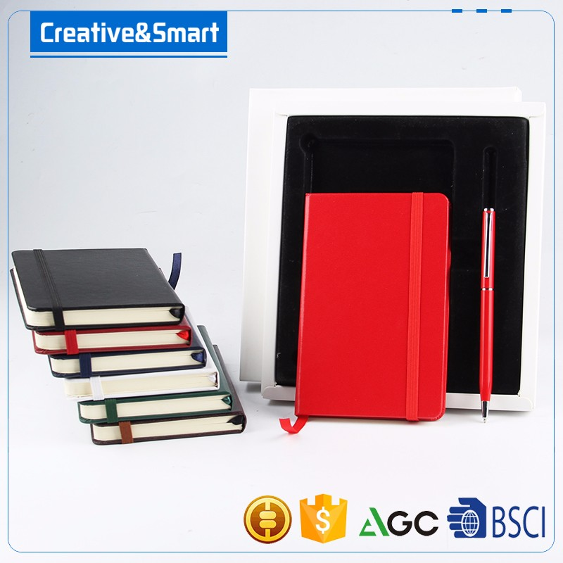 2017 Most Popular Product In USA Personalized Design Free Sample Notebook/ Notebook Mini