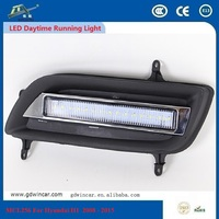 2016 New System 20cm 20w Cob Fashion Brightness Waterproof Drl For Hyundai h1 2008 - 2015