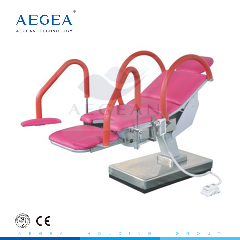 AG-S105C hospital surgical Instruments multifunction electric gyno chairs
