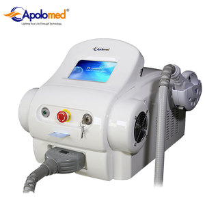 skin care equipment portable IPL hair removal beauty product by shanghai med apolo medical technology