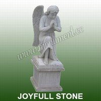 Stone Child Angel Baby Statues