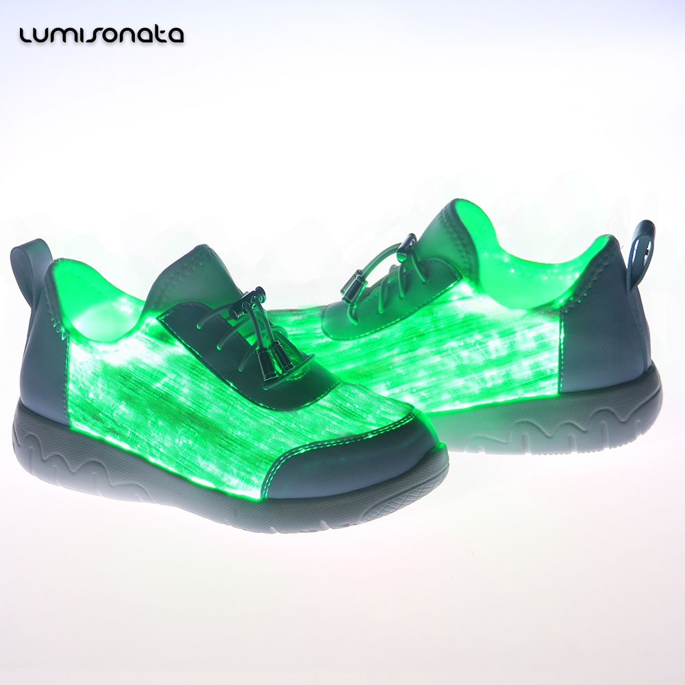 new shoes emitting colors Fashion LED 7 design light CqxdO4T