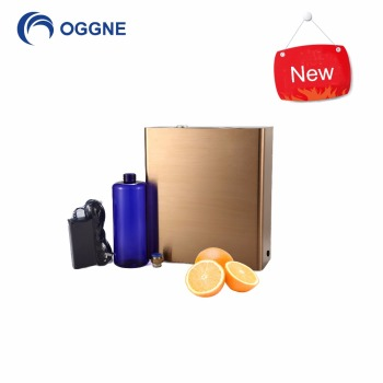 Color gold modern design 1000ml popular air perfume fragrance oil aroma machine for shopping center