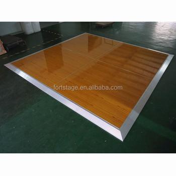 Rk Laminate Dance Flooroutdoor Cheap Portable Wooden Dance Floor
