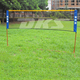 High quality movable And Professional Foldable Portable Badminton Net Stand
