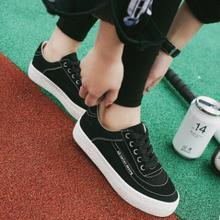 2017 spring new shoes bottom thick white shoes han edition recreational canvas shoes factory direct sale ladies