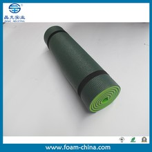 OLIVE GREEN DARK GREEN COLOR FOAM SPORTS EXERCISE XPE PE FOAM MAT