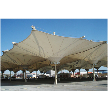 2019 foreign trade direct sales Outdoor Canopy Stretch Tent Tensile Structure tent
