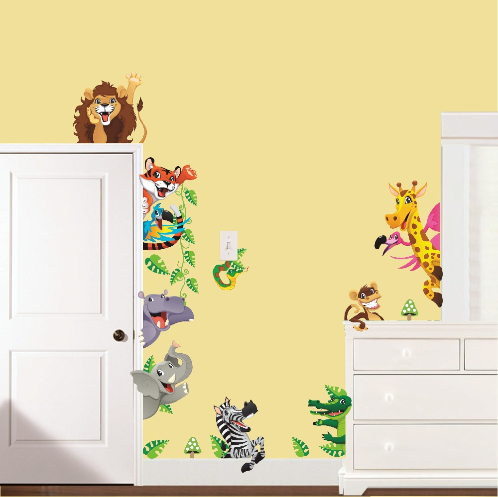 Jungle Sticker, Jungle Sticker Suppliers and Manufacturers at ...