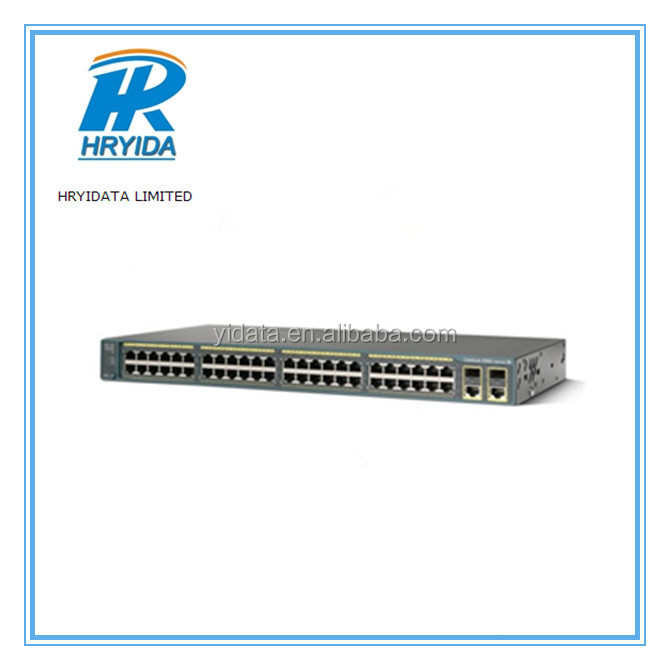 network switch cisco switch WS-C2960X-48FPS-L cisco multilayer switch