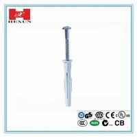 Plastic Anchor/plastic Wall Plug/tapered Wall Plug
