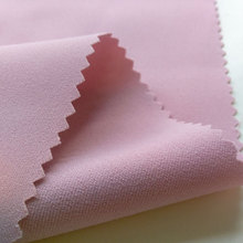 new arrival fabrics textiles wholesale fashion 100% polyester knit pink fabric for women dresses