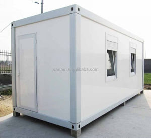 Dubai prefabricated living container house unit