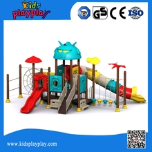 KidsPlayPlay Most Selling China Anti-Crack Adventure Kids Outdoor Playground
