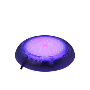 New Arrival par56 embedded dimmable led pool light diffuser 300w 12v shenzhen factory