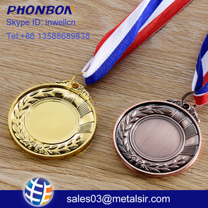2017 new arrived cheap item high quality popular custom design sports 3D arward medal, metal alloy medal