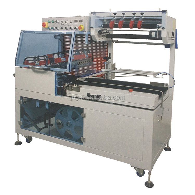 Fully Automatic L-Sealer Flow Wrapping Machine
