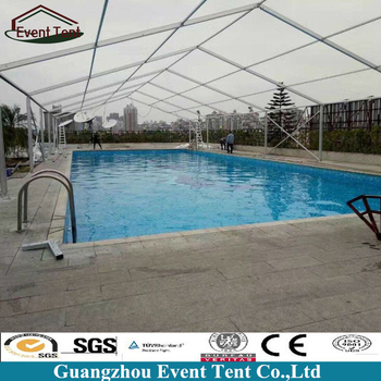 Latest Outdoor Shelters Swimming Pool Cover Tent With Steel Structure - Buy  Swimming Pool Cover,Swimming Pool Cover Tent,Swimming Pool Shelters ...
