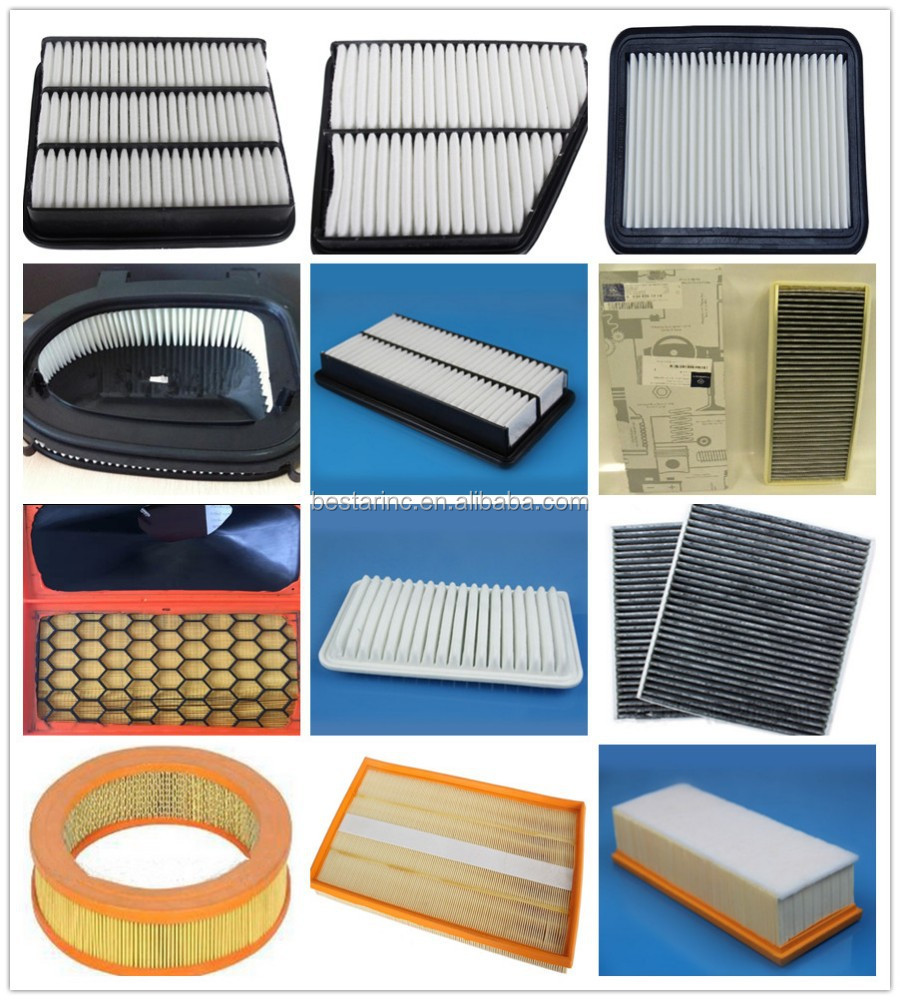 excellent performance auto /car air condition filter