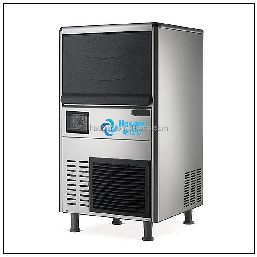 Split-type ice maker, ice making machie