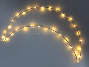 Christmas String Lights.Lighted Indoor Led Crescent Moon Shape Lights Christmas String Lights Buy Christmas Led Lights Led Lights Home Decor Christmas String Lights Product