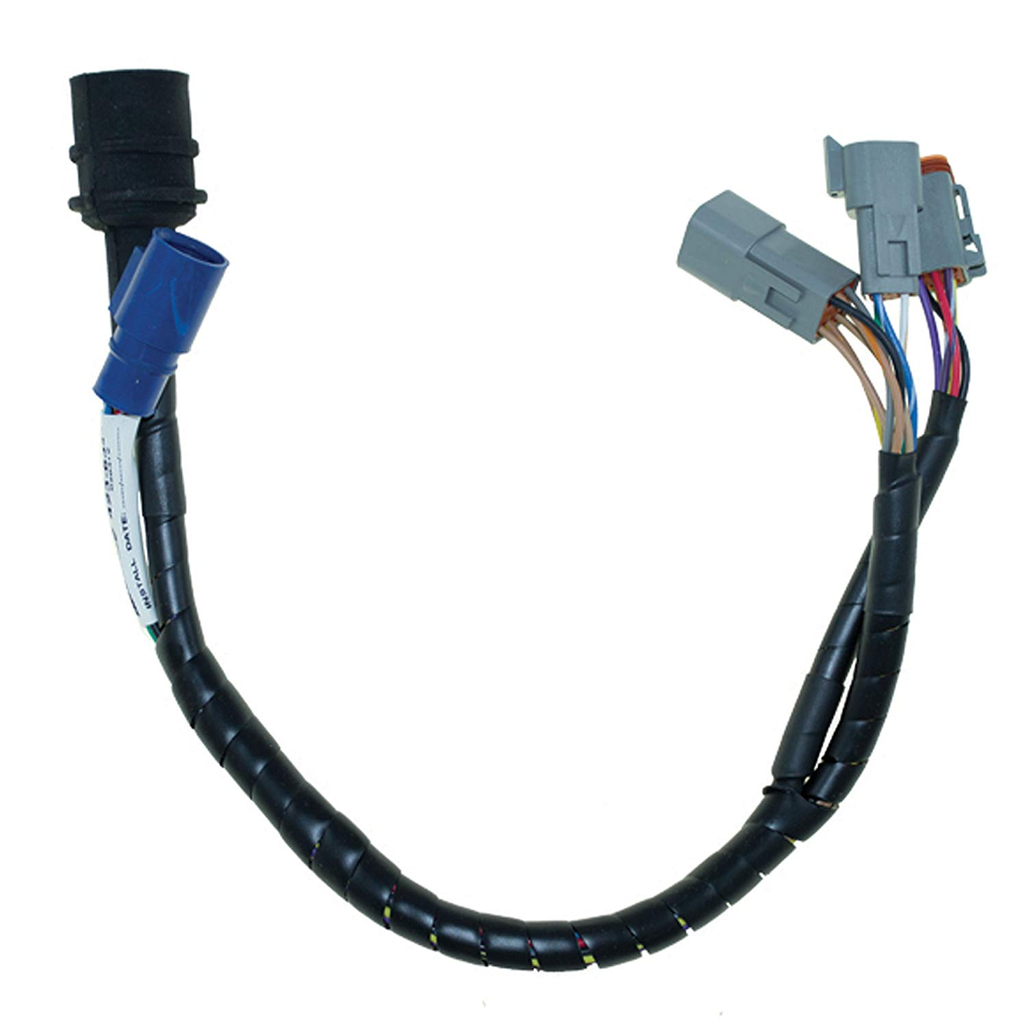 Evinrude Wiring Harness Connectors Library Johnson Omc New Instrument Tach 174732 Cdi Electronics 423 6344 Engine Adapter 1976 1995