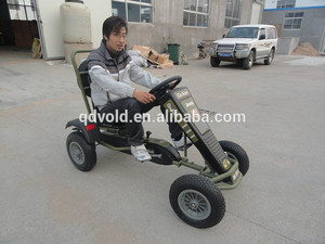 New Design Four-wheel Pedal Car for Adults,Manufacturer Off Road Pedal Go Kart