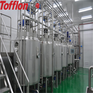 small scale Pasteurised /UHT / yogurt milk production line /milk processing equipment