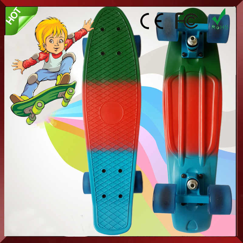 adult stary tech deck mini skateboard
