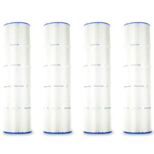 4 Pack Pleatco Pool Filter Cartridges for Jandy CL460 PJAN115 C-7468 FC-0810