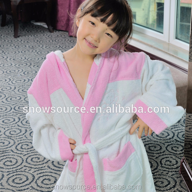 Men's Sleep & Lounge Childrens Bathrobes Cotton Kids Dressing Gown Child Cartoon Pyjamas Towel Fleece White Bath Robe Boys Autumn Winter Ample Supply And Prompt Delivery Robes
