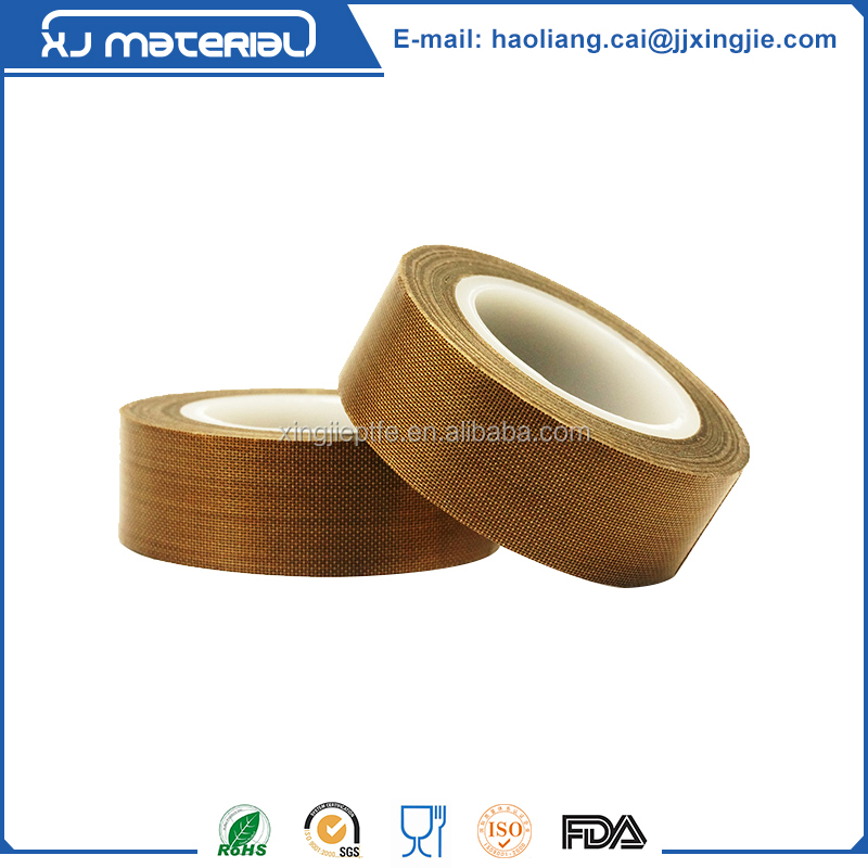 non-stick high temperature residence PTFE coated fiberglass Adhesive tape