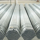 Source Galvanizing Plant hot dipped galvanized steel gi pipe seamless steel tube
