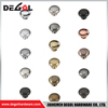 Well design satin nickel cabinet knob