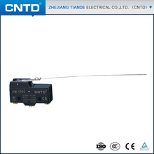 CNTD Buy Chinese Products Online Waterproof Long Hinge Lever SPDT Momentary Micro Switch Ui 380V Ith 15A CM-1705