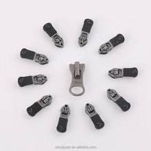 Best seller different types well-made custom zipper sliders