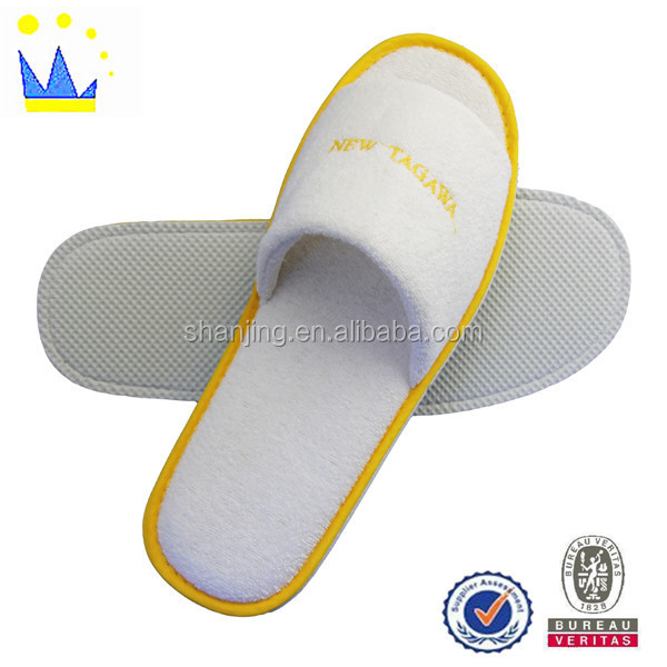 hot eva products name for sandwich coral fleece cotton shotel slipper