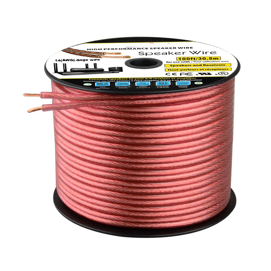 useful high quality high end ofc hifi speaker wire